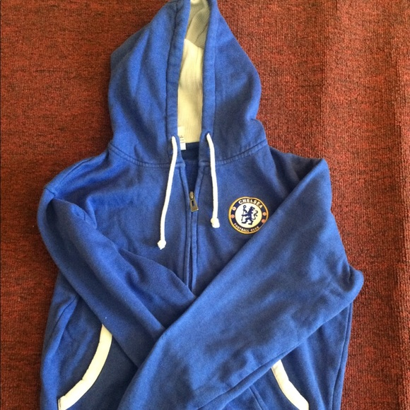 huge discount 0a88a 661dc Chelsea Football Club Sweatshirt Youth M